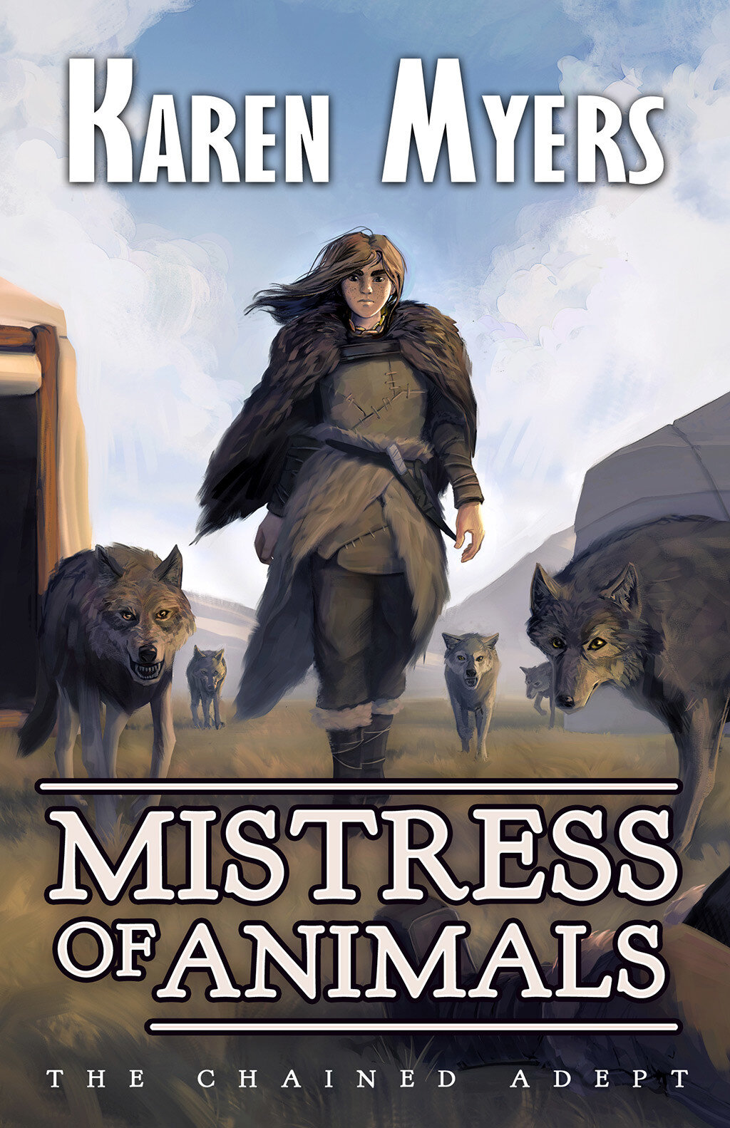 Mistress of Animals (eBook)