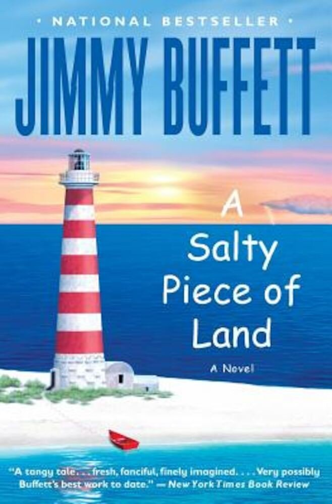 A Salty Piece of Land, Paperback