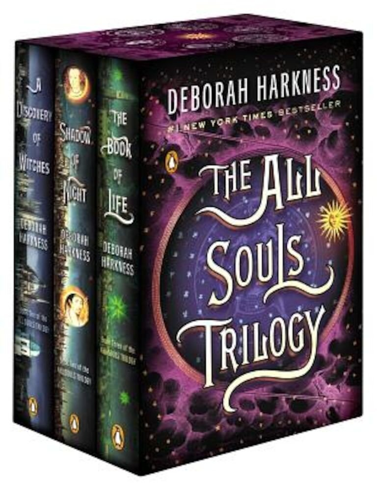The All Souls Trilogy Boxed Set, Paperback