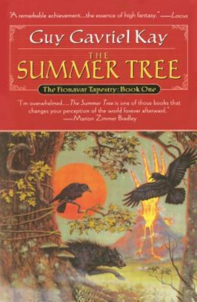 Summer Tree, The: Book One of the Fionavar Tapestry, Paperback