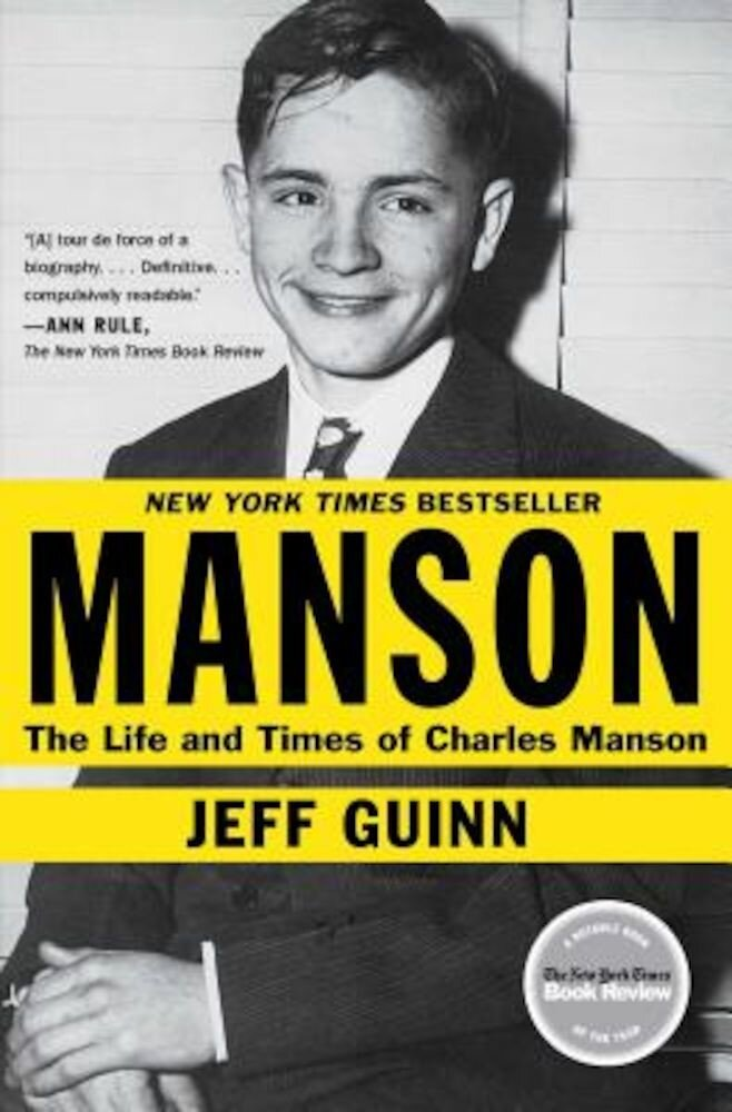 Manson: The Life and Times of Charles Manson, Paperback