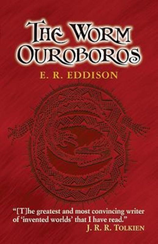 The Worm Ouroboros, Paperback