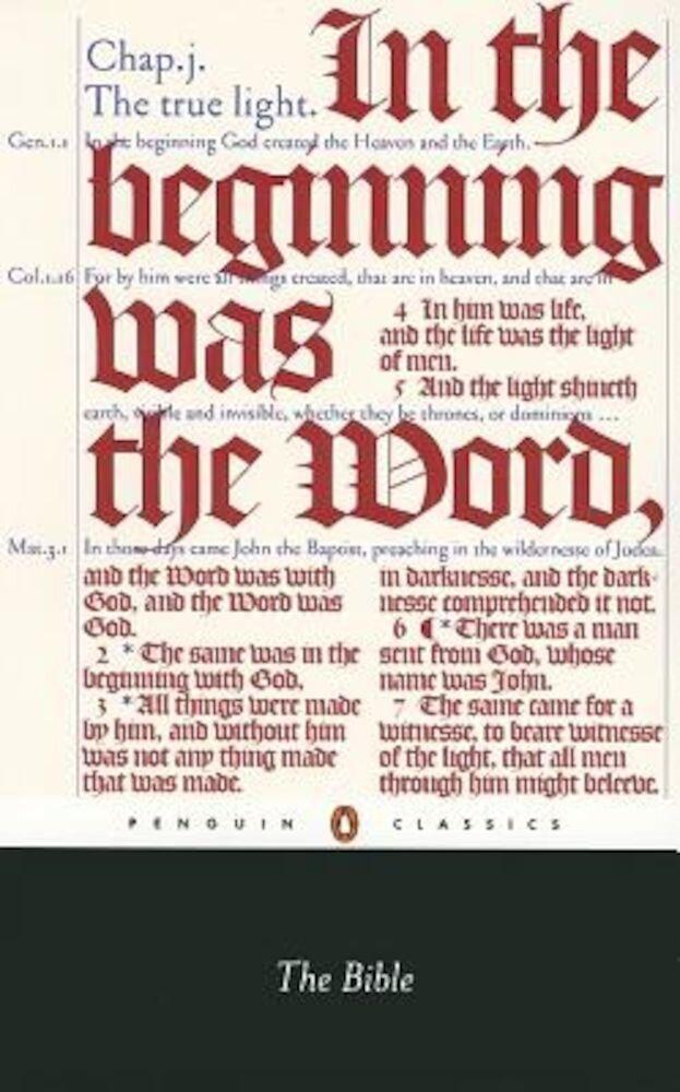 Text Bible-KJV, Paperback