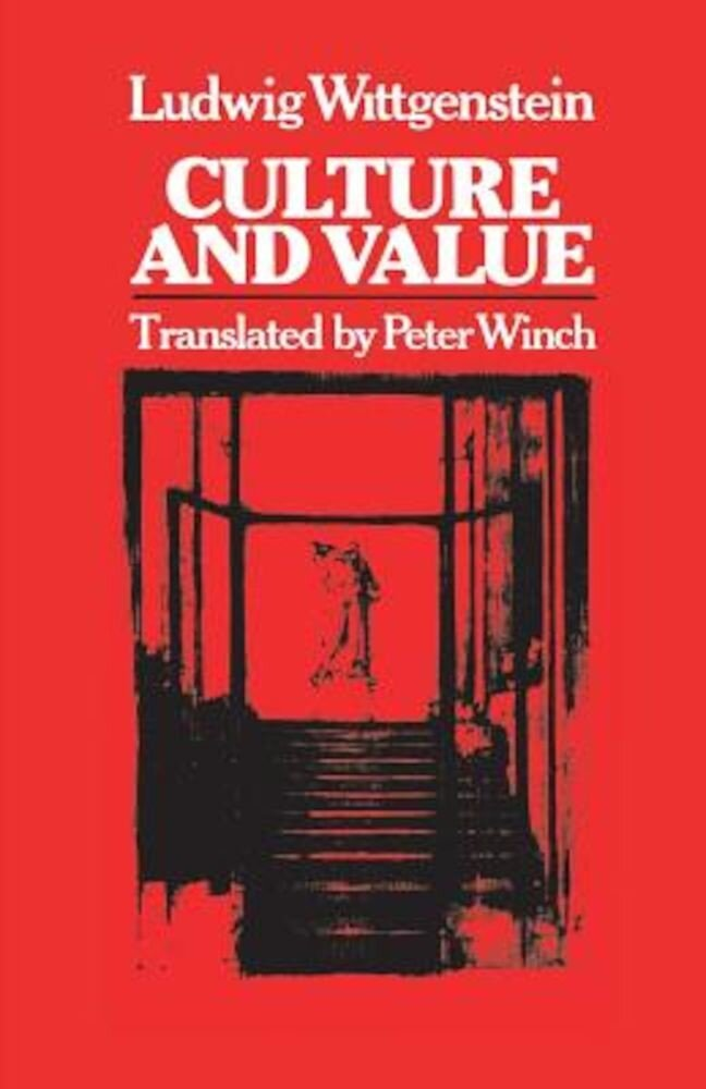 Culture and Value, Paperback