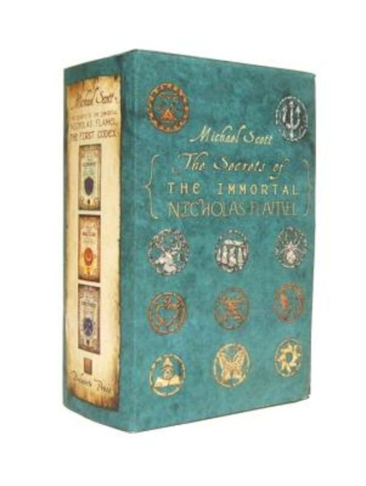 The Secrets of the Immortal Nicholas Flamel: The First Codex, Paperback