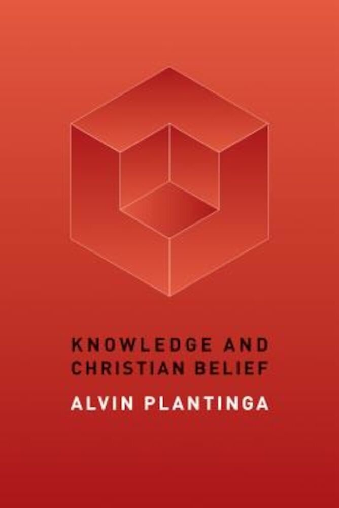 Knowledge and Christian Belief, Paperback