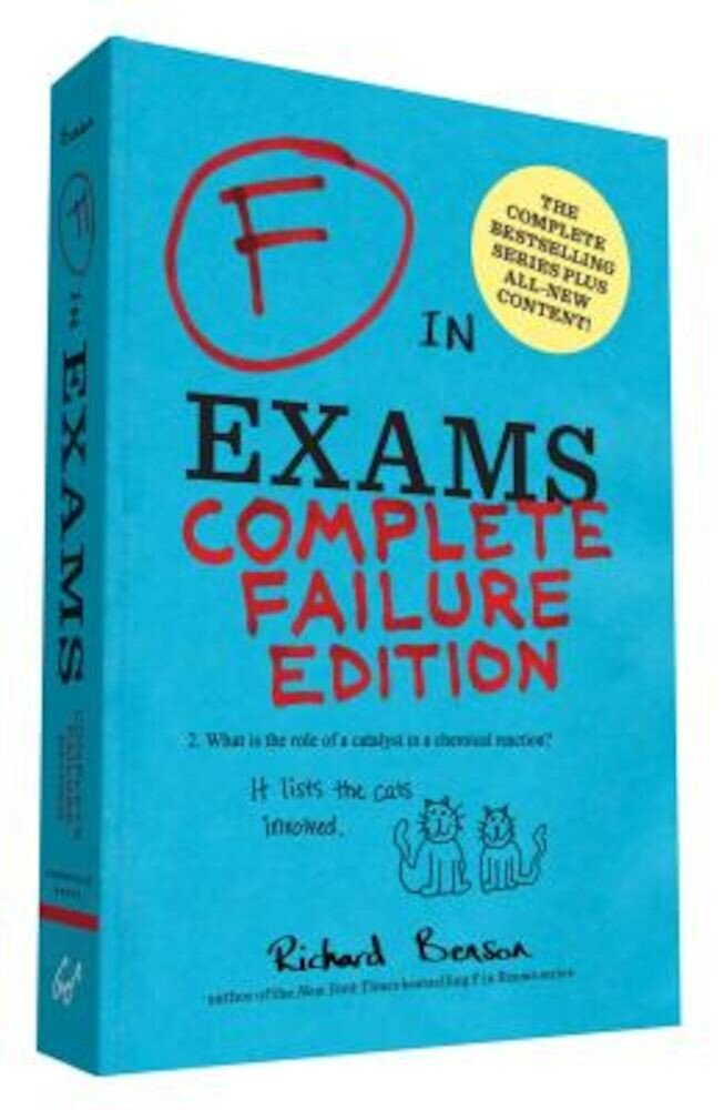 F in Exams: Complete Failure Edition, Paperback