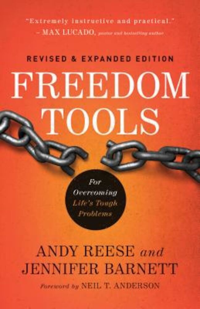 Freedom Tools: For Overcoming Life's Tough Problems, Paperback