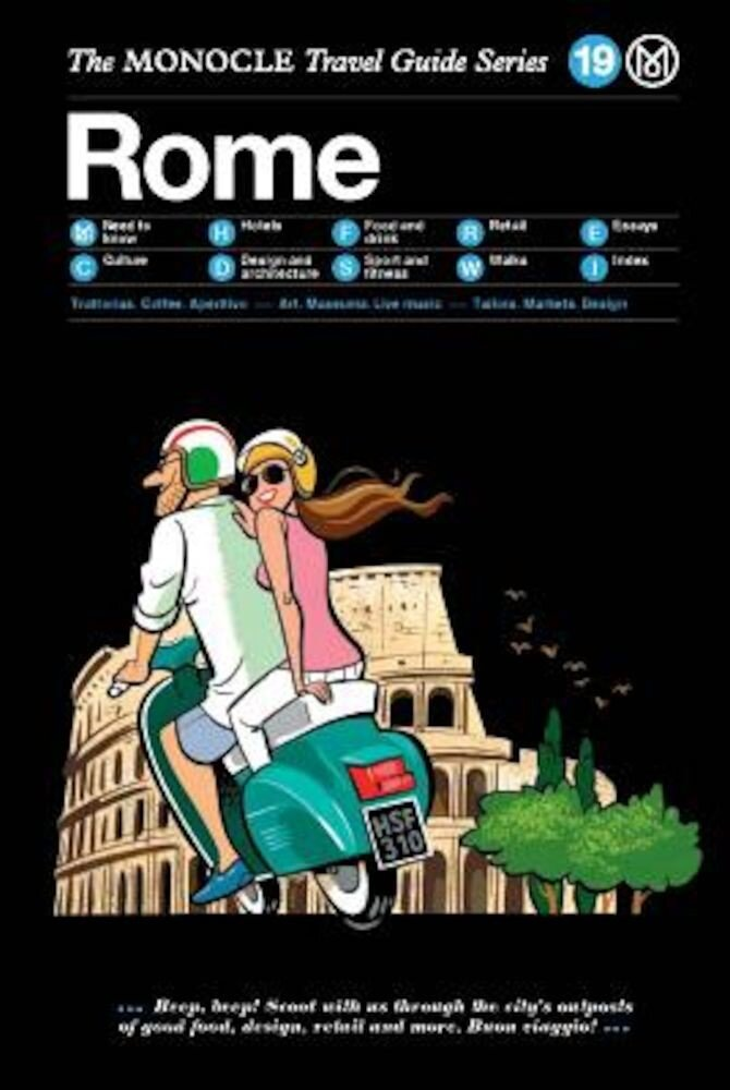 Rome: The Monocle Travel Guide Series, Hardcover