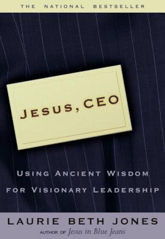 Jesus CEO, Paperback