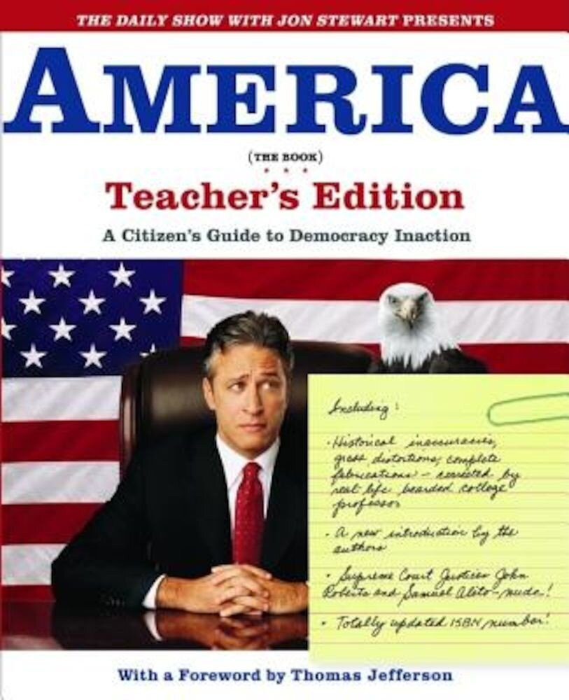 America: A Citizen's Guide to Democracy Inaction, Paperback