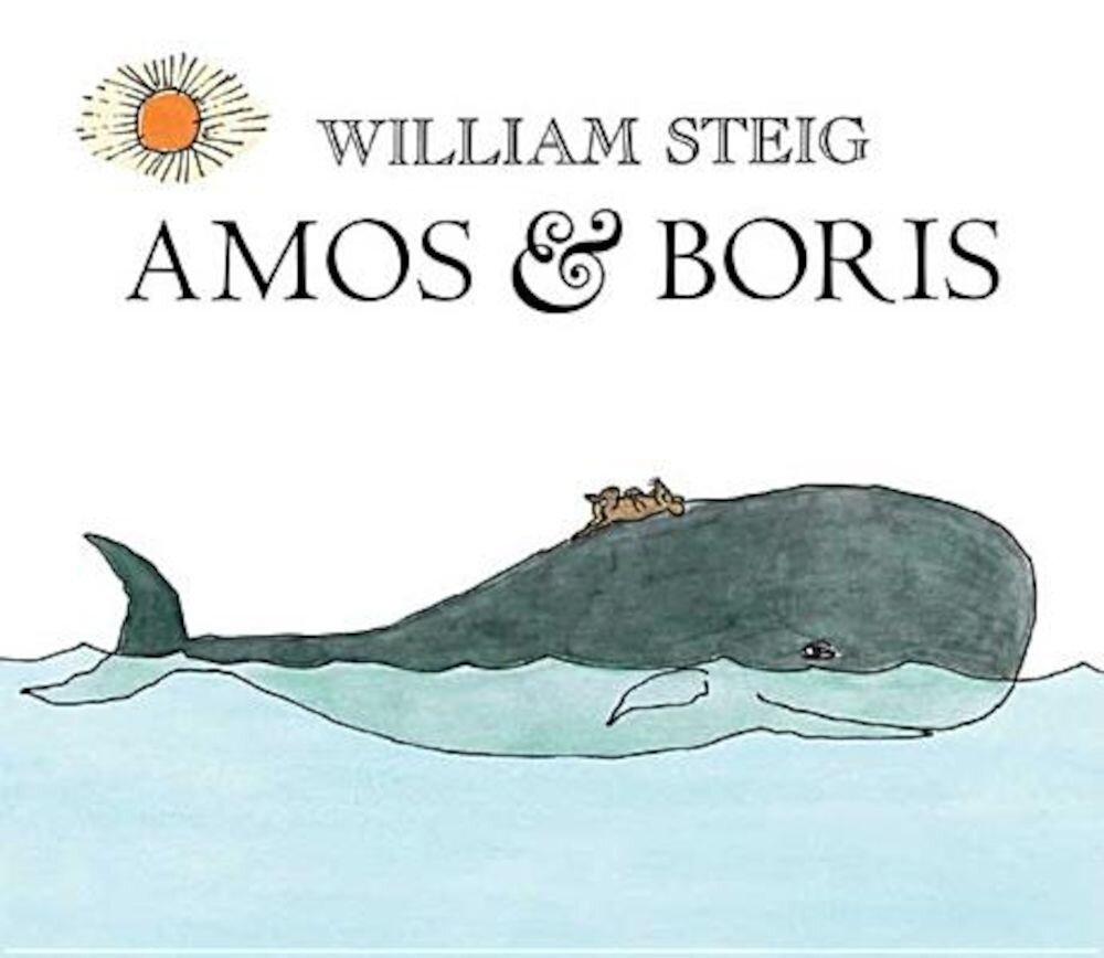 Amos & Boris, Paperback