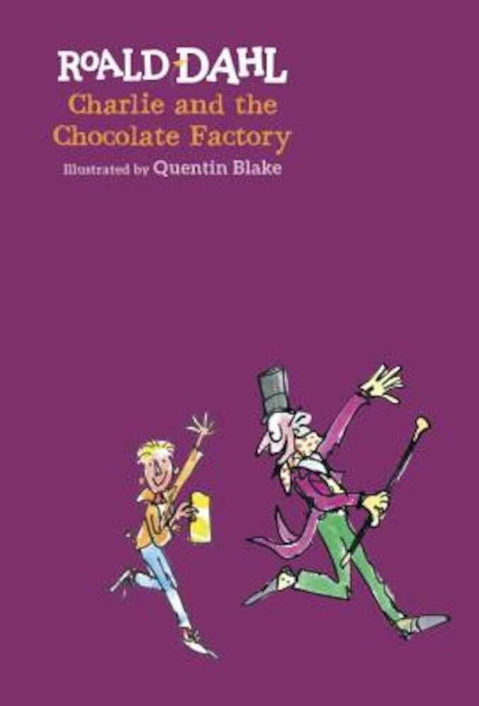 Charlie and the Chocolate Factory, Hardcover