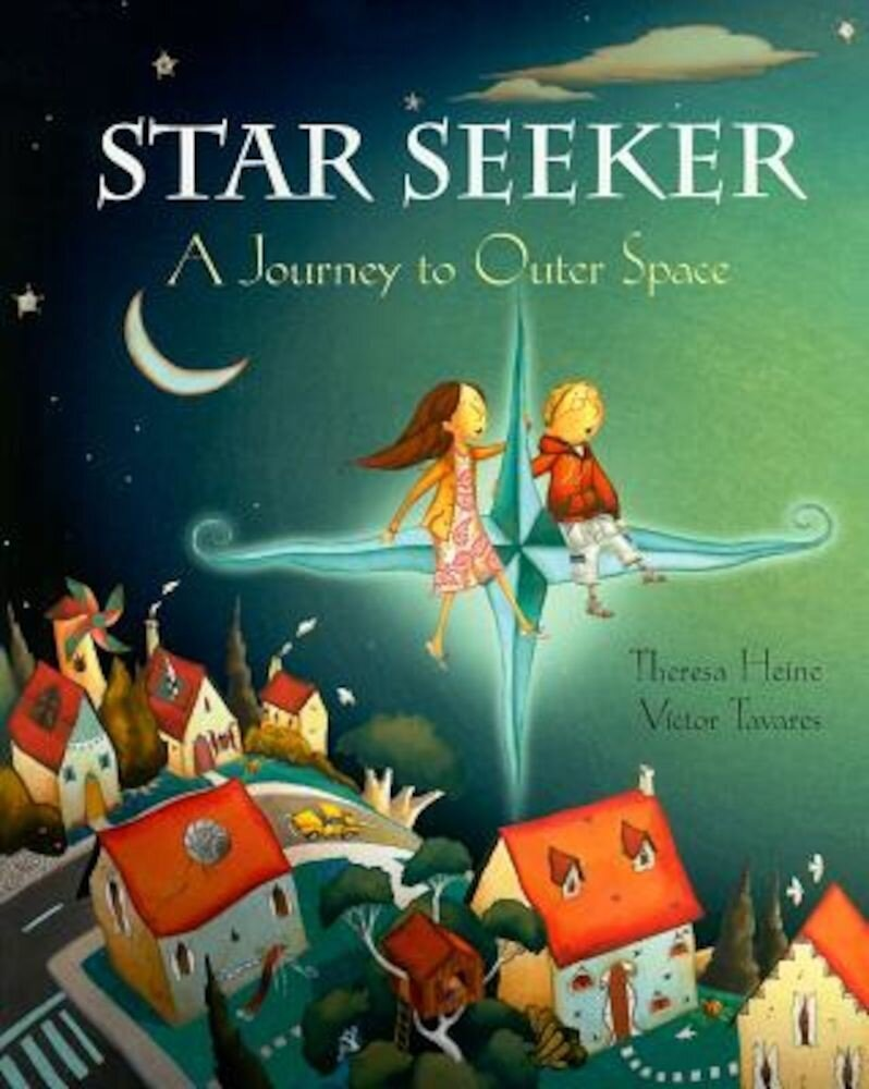 Star Seeker: A Journey to Outer Space, Paperback