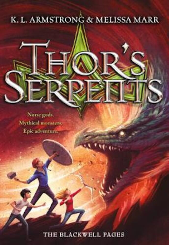 Thor's Serpents, Paperback