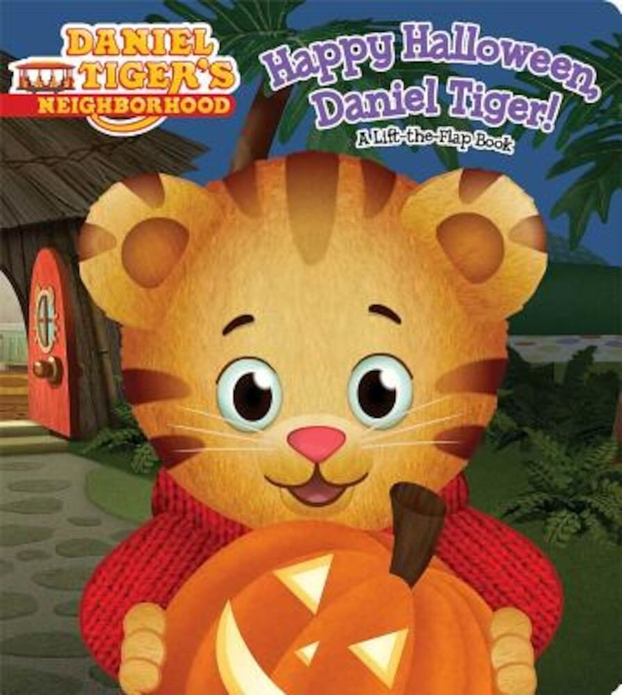 Happy Halloween, Daniel Tiger!, Hardcover