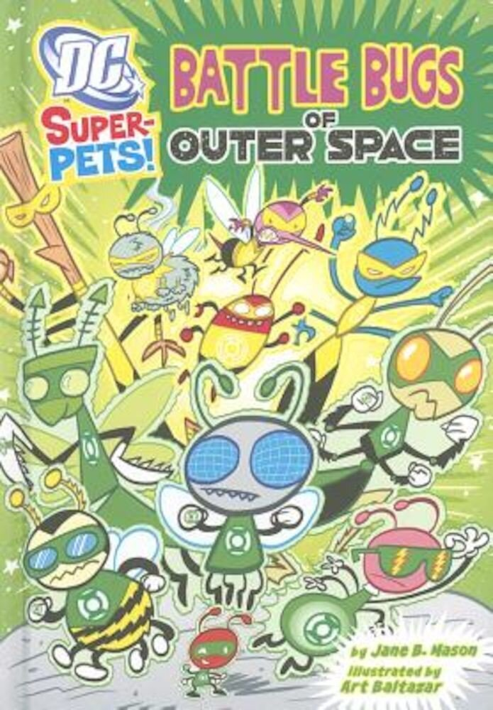 Battle Bugs of Outer Space, Paperback