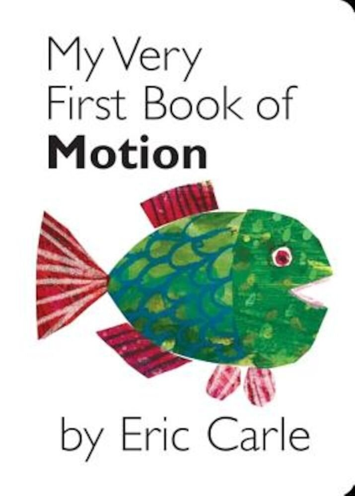 My Very First Book of Motion, Hardcover