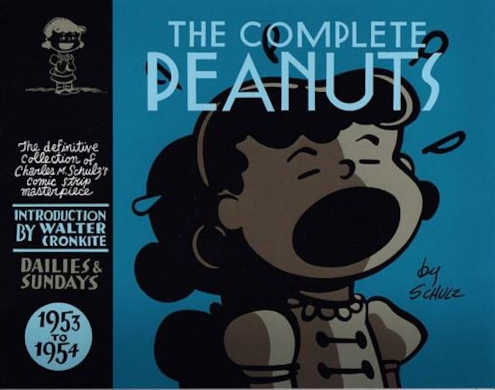 The Complete Peanuts 1953-1954, Hardcover
