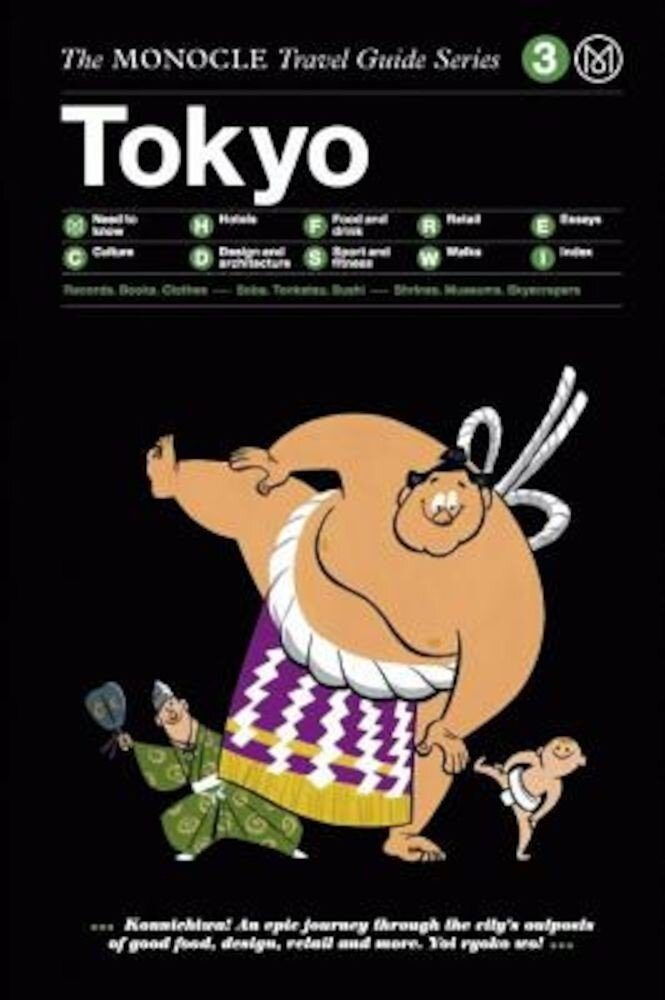 Tokyo: Monocle Travel Guide, Hardcover