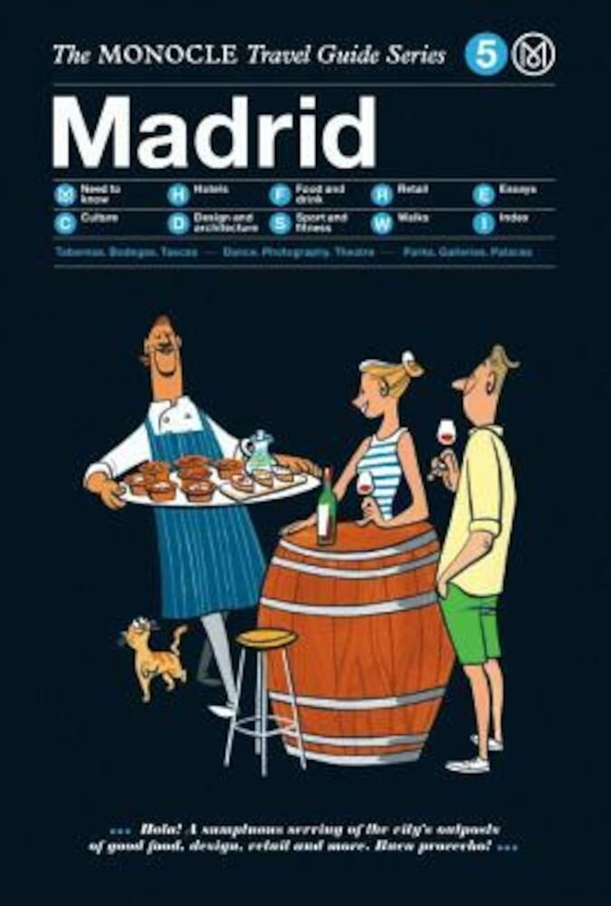 Madrid: The Monocle Travel Guide Series, Hardcover