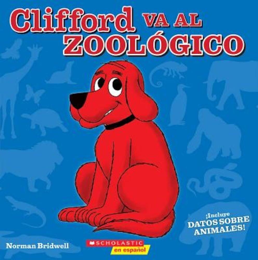 Clifford Va Al Zoologico, Paperback