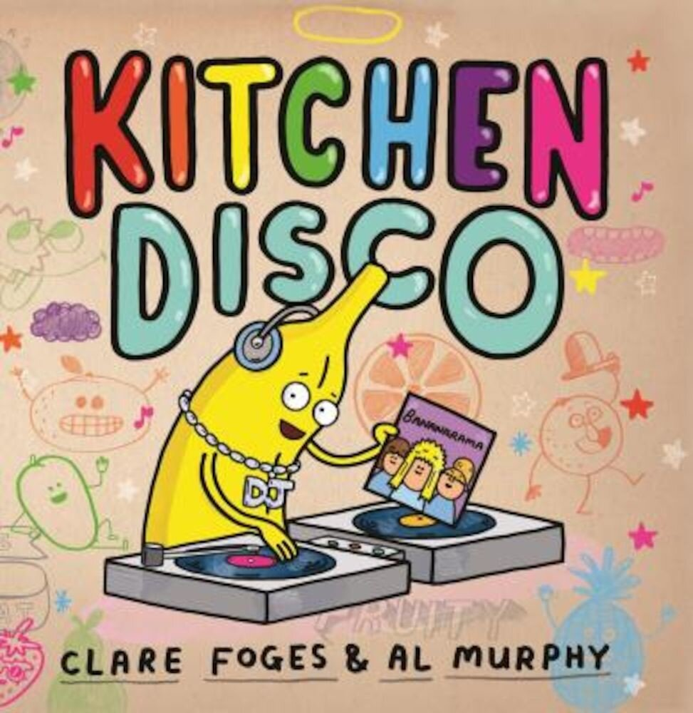 Kitchen Disco, Hardcover