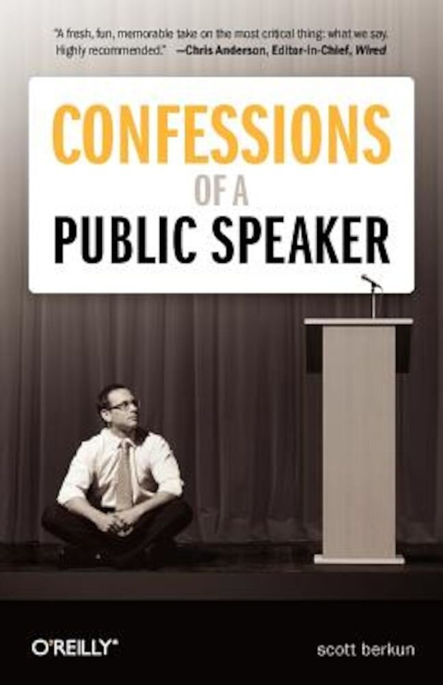 Confessions of a Public Speaker, Paperback
