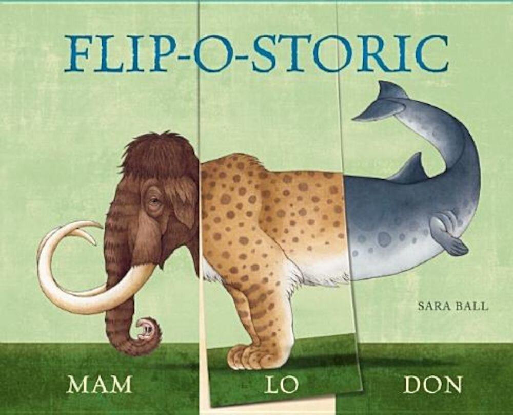 Flip-O-Storic, Hardcover