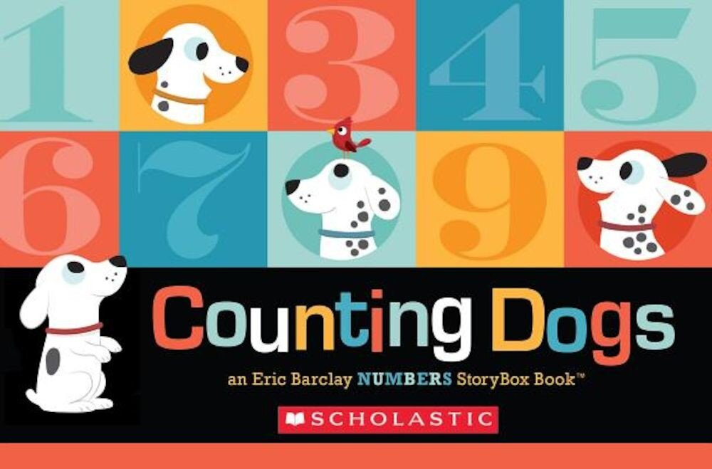 Counting Dogs, Hardcover