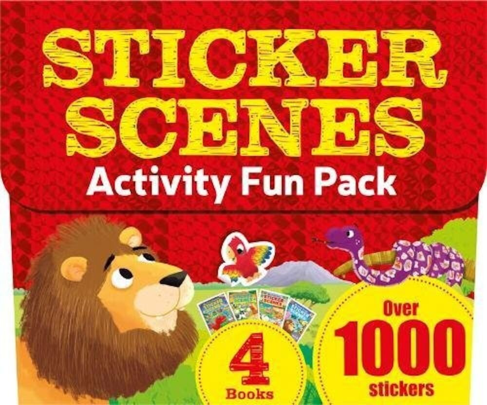 My Sticker Scenes Fun Pack