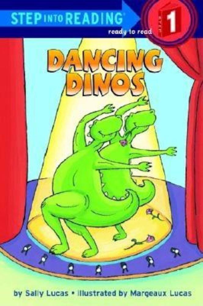 Dancing Dinos, Paperback