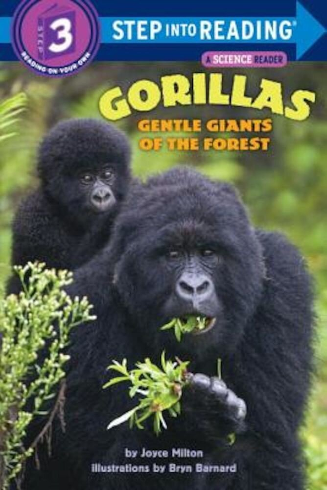 Gorillas: Gentle Giants of the Forest, Paperback