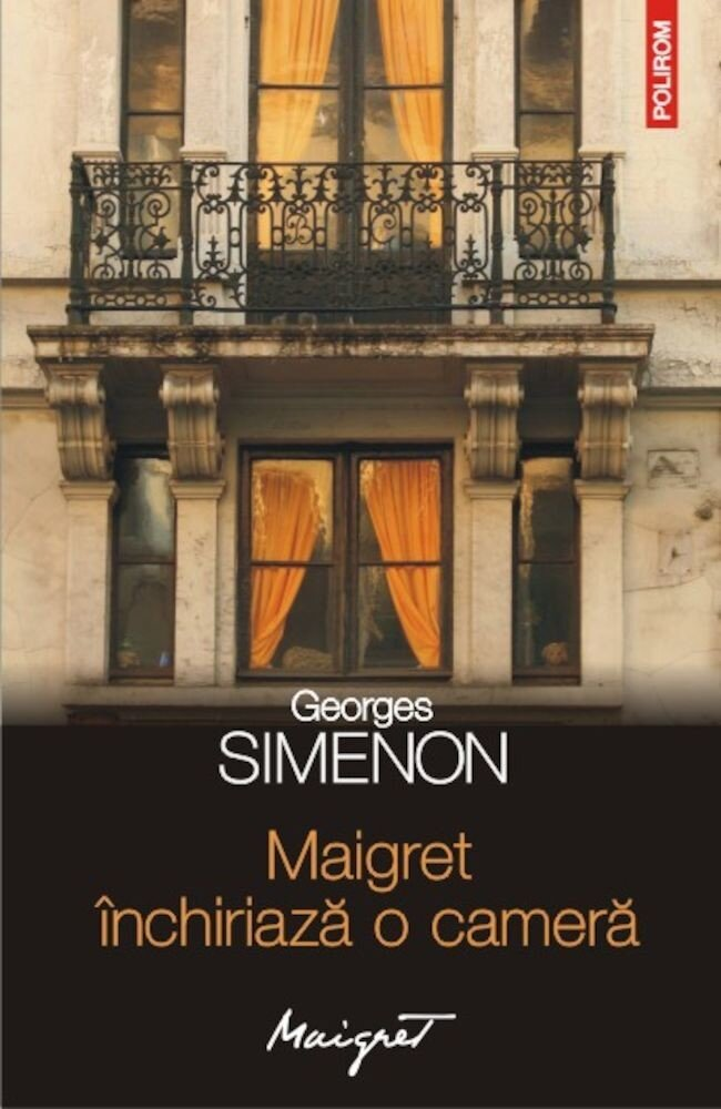 Coperta Carte Maigret inchiriaza o camera