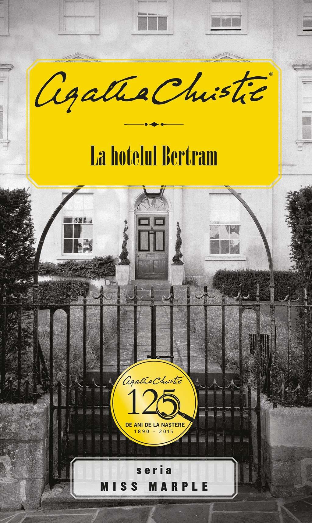 La hotelul Bertram (eBook)