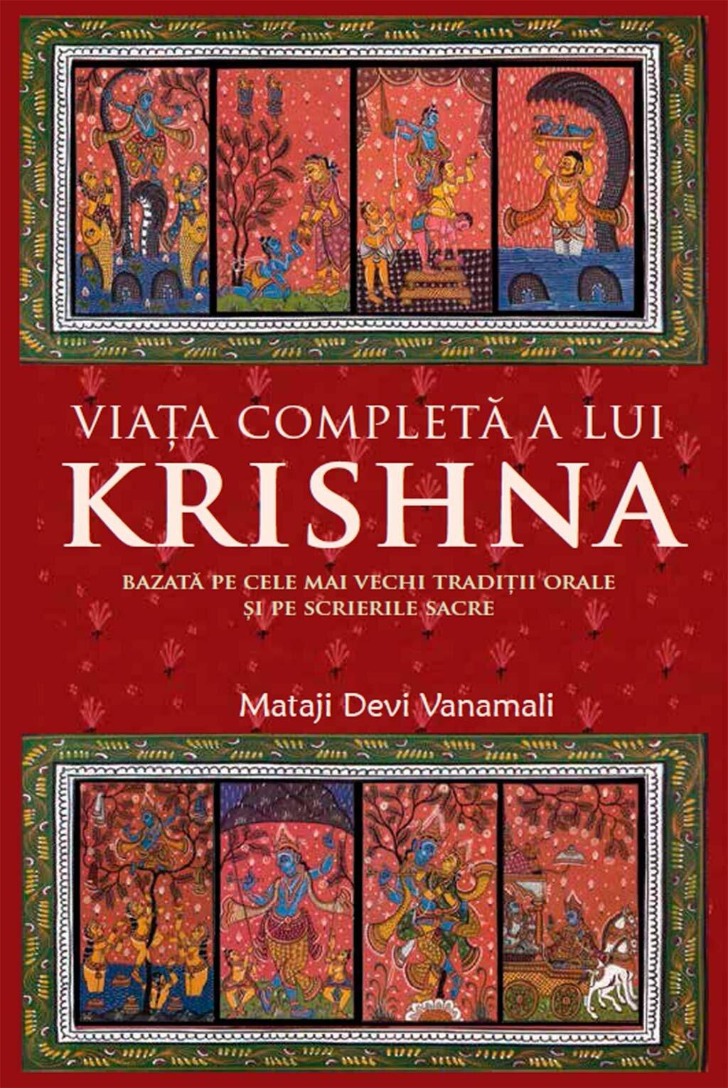 Viata completa a lui Krishna PDF (Download eBook)