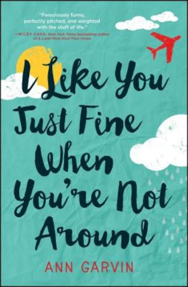 I Like You Just Fine When You're Not Around, Paperback