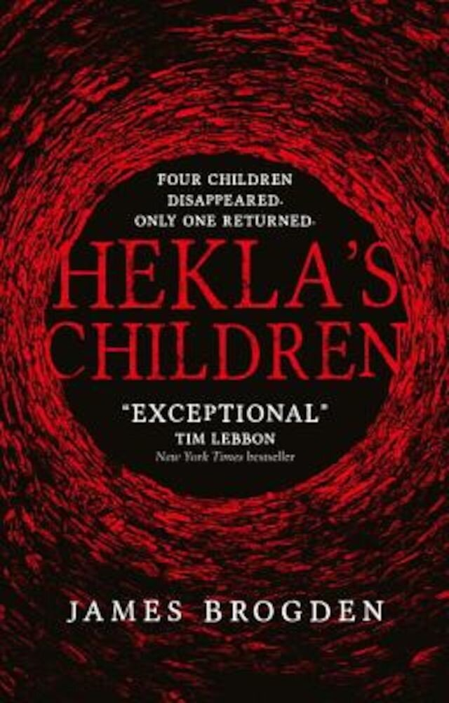 Hekla's Children, Paperback