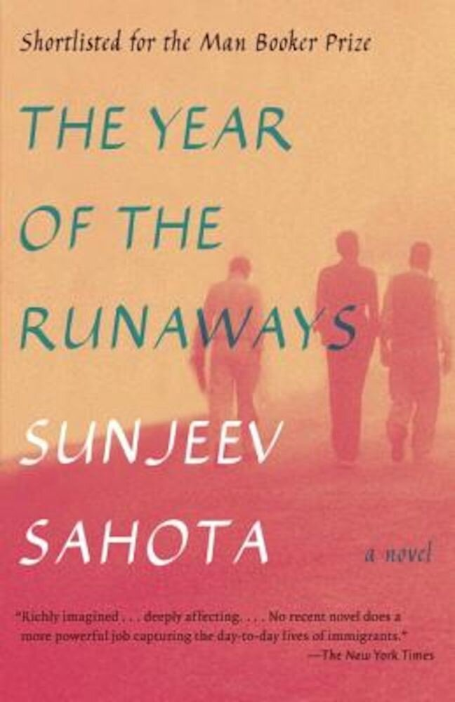 The Year of the Runaways, Paperback