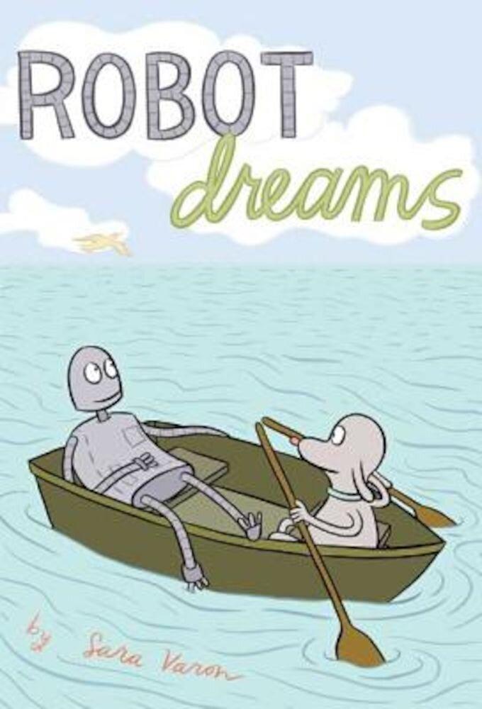 Robot Dreams, Paperback
