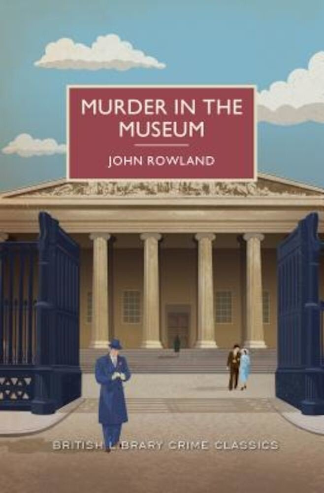 Murder in the Museum, Paperback