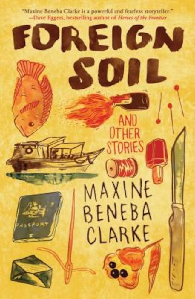 Foreign Soil: And Other Stories, Hardcover