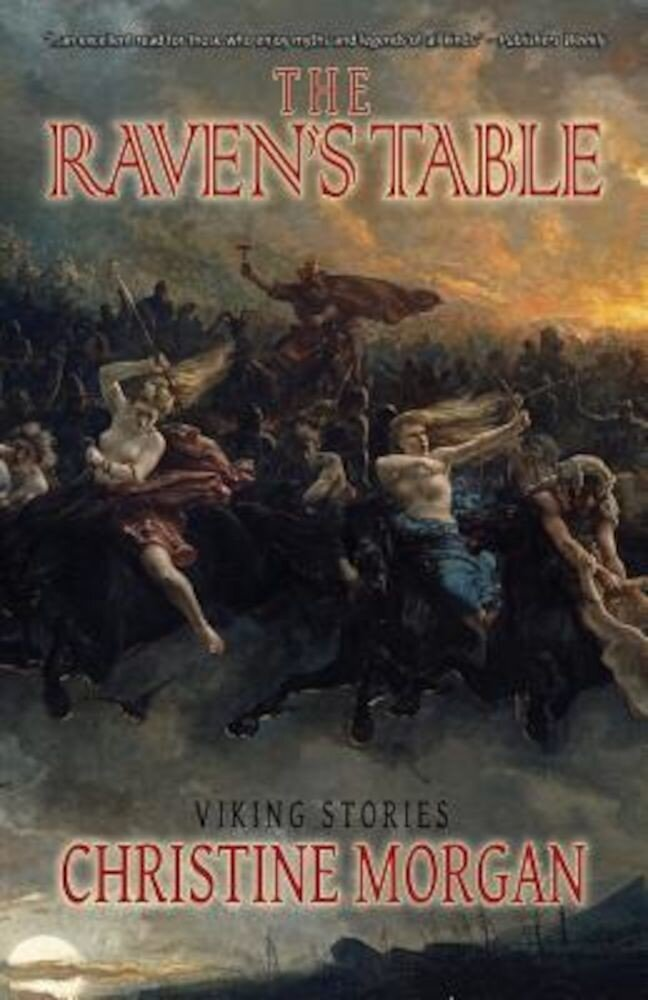The Raven's Table: Viking Stories, Paperback