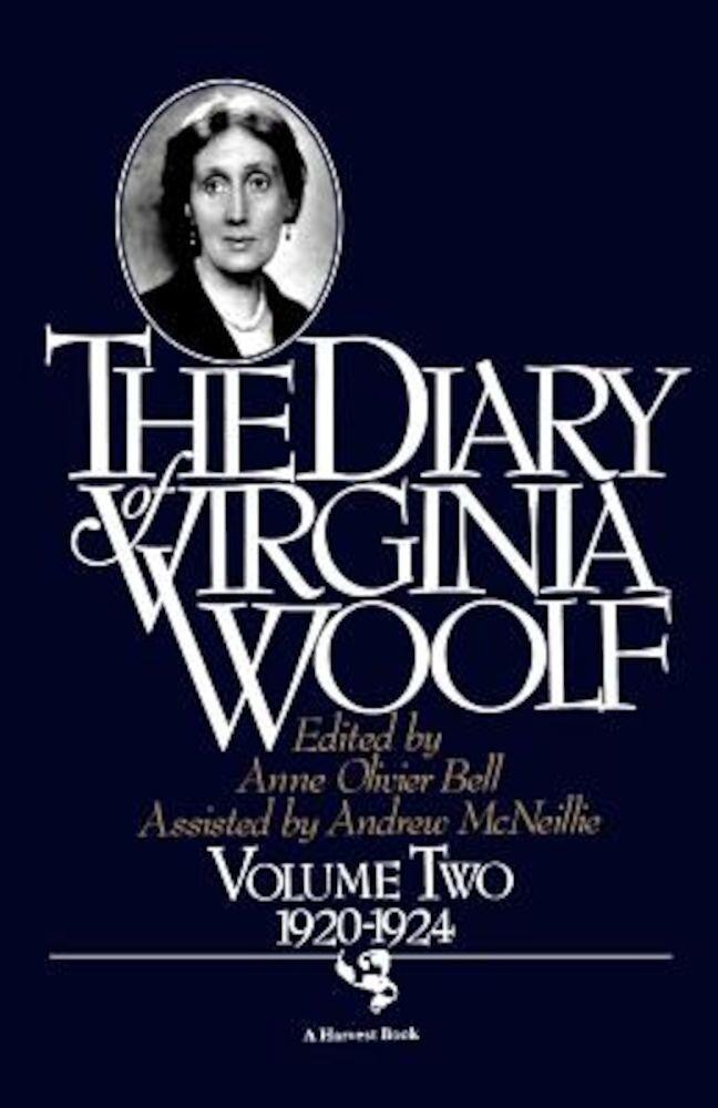 Diary of Virginia Woolf Volume 2: Vol. 2 (1920-1924), Paperback