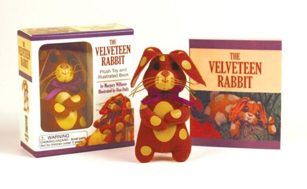 The Velveteen Rabbit: Plush Toy and Illustrated Book [With Plush], Hardcover
