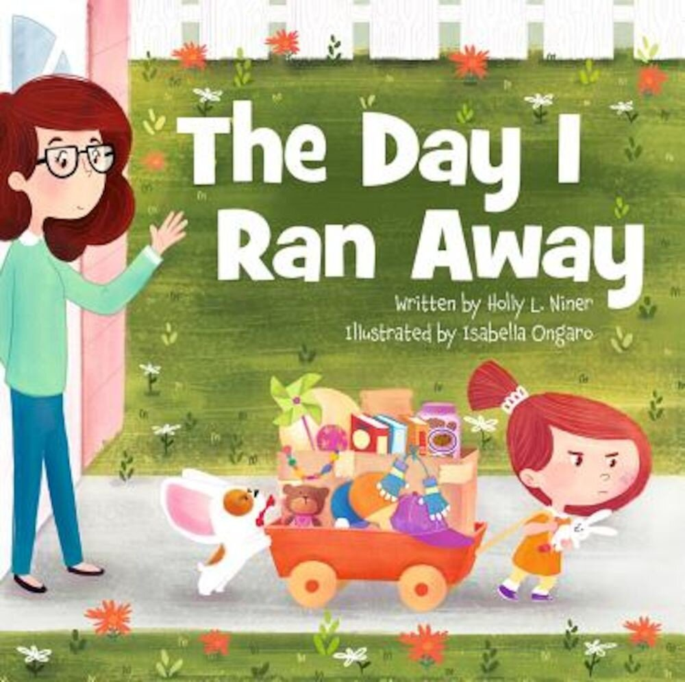 The Day I Ran Away, Hardcover