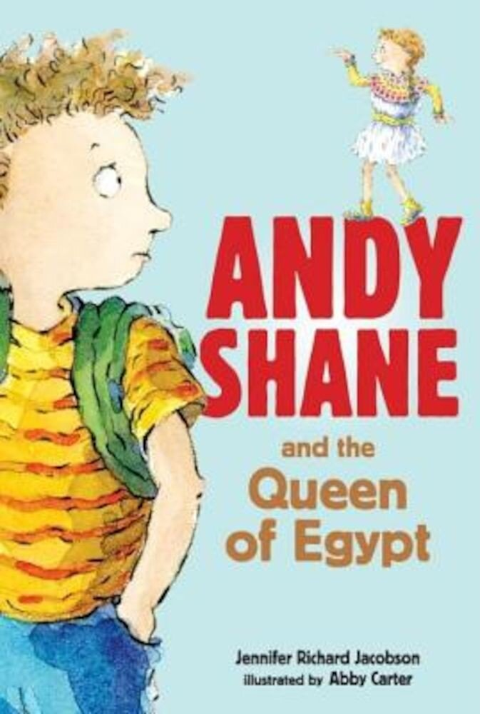 Andy Shane and the Queen of Egypt, Paperback