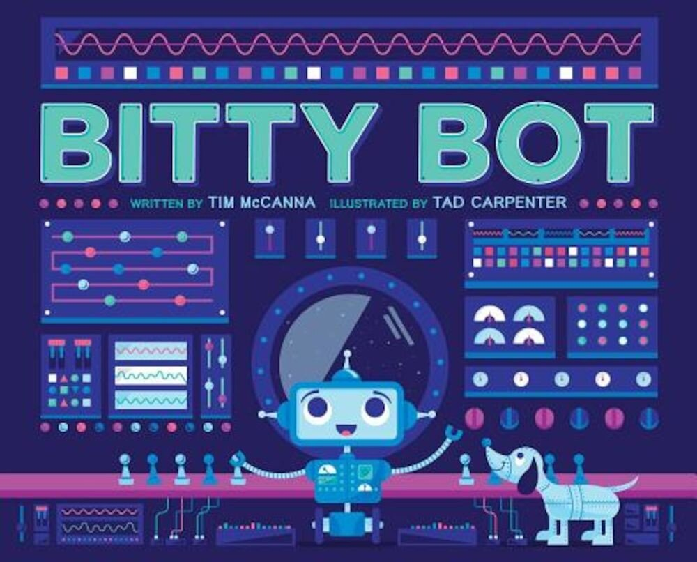 Bitty Bot, Hardcover