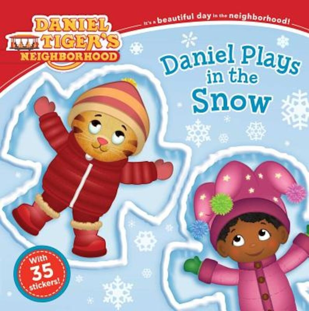 Daniel Plays in the Snow, Paperback