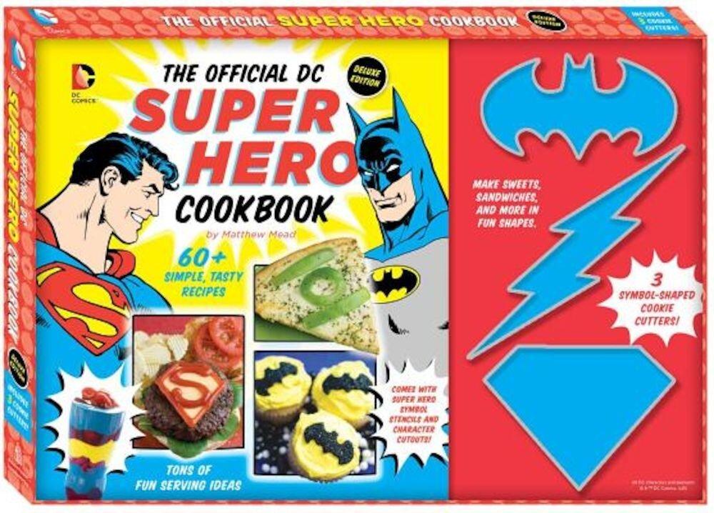 The Official DC Super Hero Cookbook, Paperback
